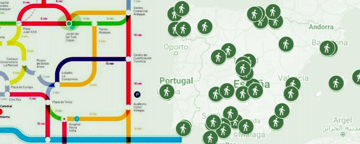 El 'Metrominuto' del Bloque Nacionalista Galego, propuesto por Ahora Murcia, es presentado por José Ballesta